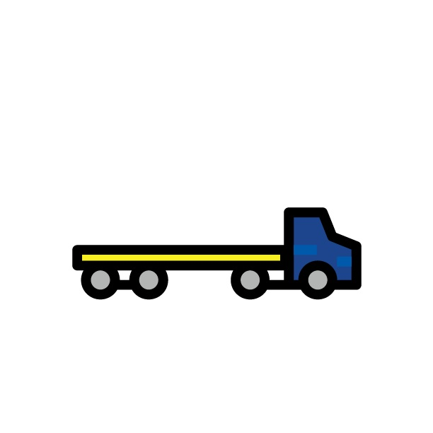 Flatbed - With many options when it comes to open deck transportation, Haul Link's reps make sure your load is on the right trailer. No matter the shipment, we have a solution.