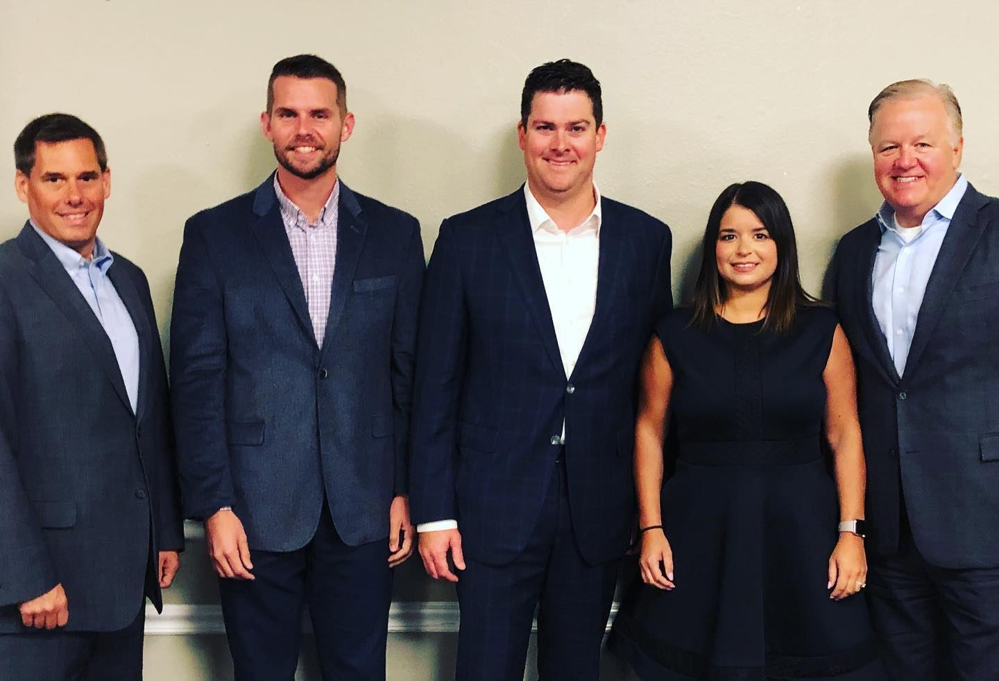 Many thanks to the GrayRobinson, P.A. , team for presenting at the Chamber's 2019 Legislative Wrap-Up breakfast this morning!