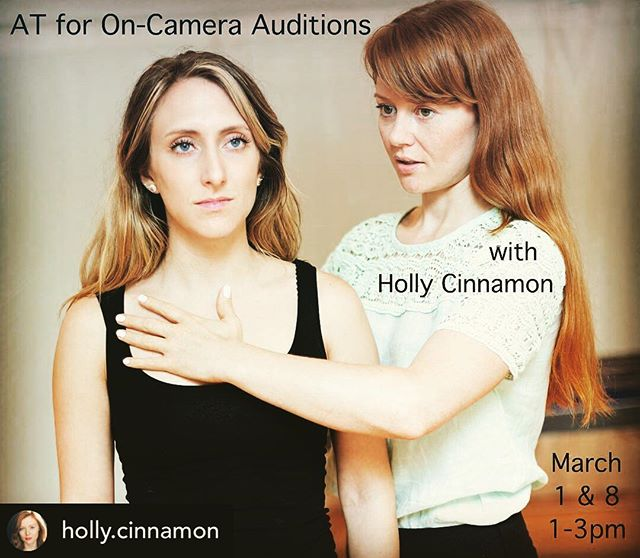 New Class at ATMOTION On - Camera w/Holly Cinnamon