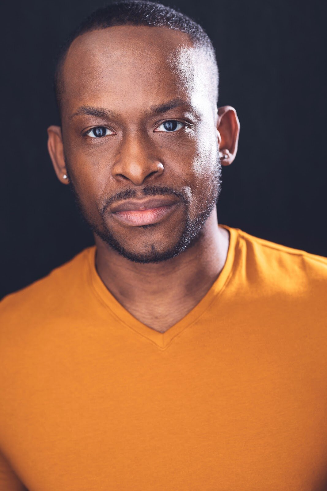 Headshot of Actor Law Dunford, a previous Alexander Technique student of Marya Spring Cordes.