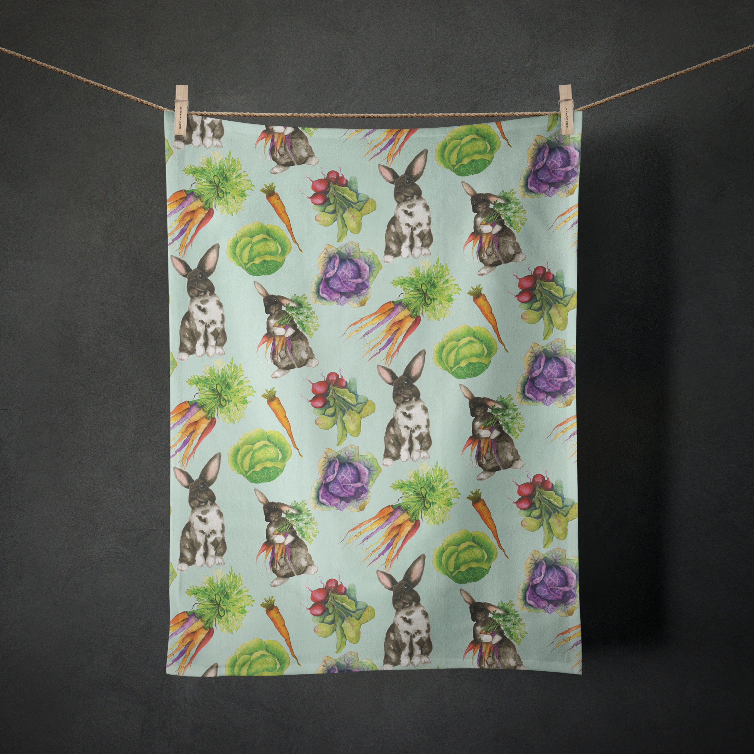 Show Here is one of the tea towels we will be giving away
