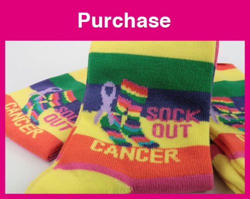 Purchase Sock Out Cancer Socks