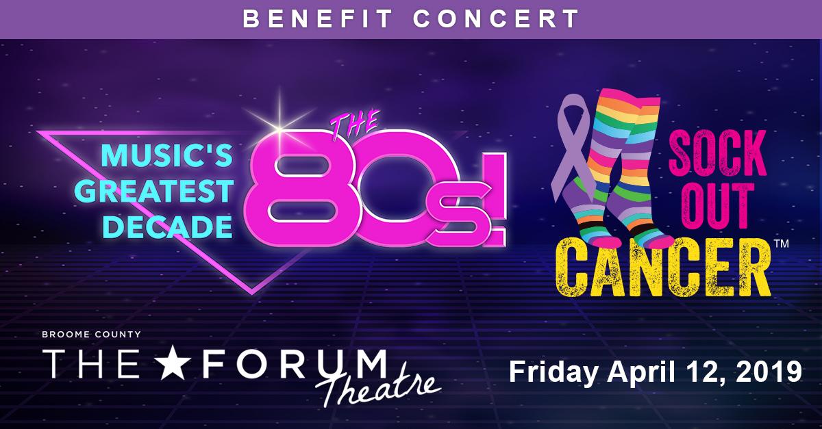 Sock Out Cancer Benefit Concert