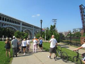 Canal Basin Tour