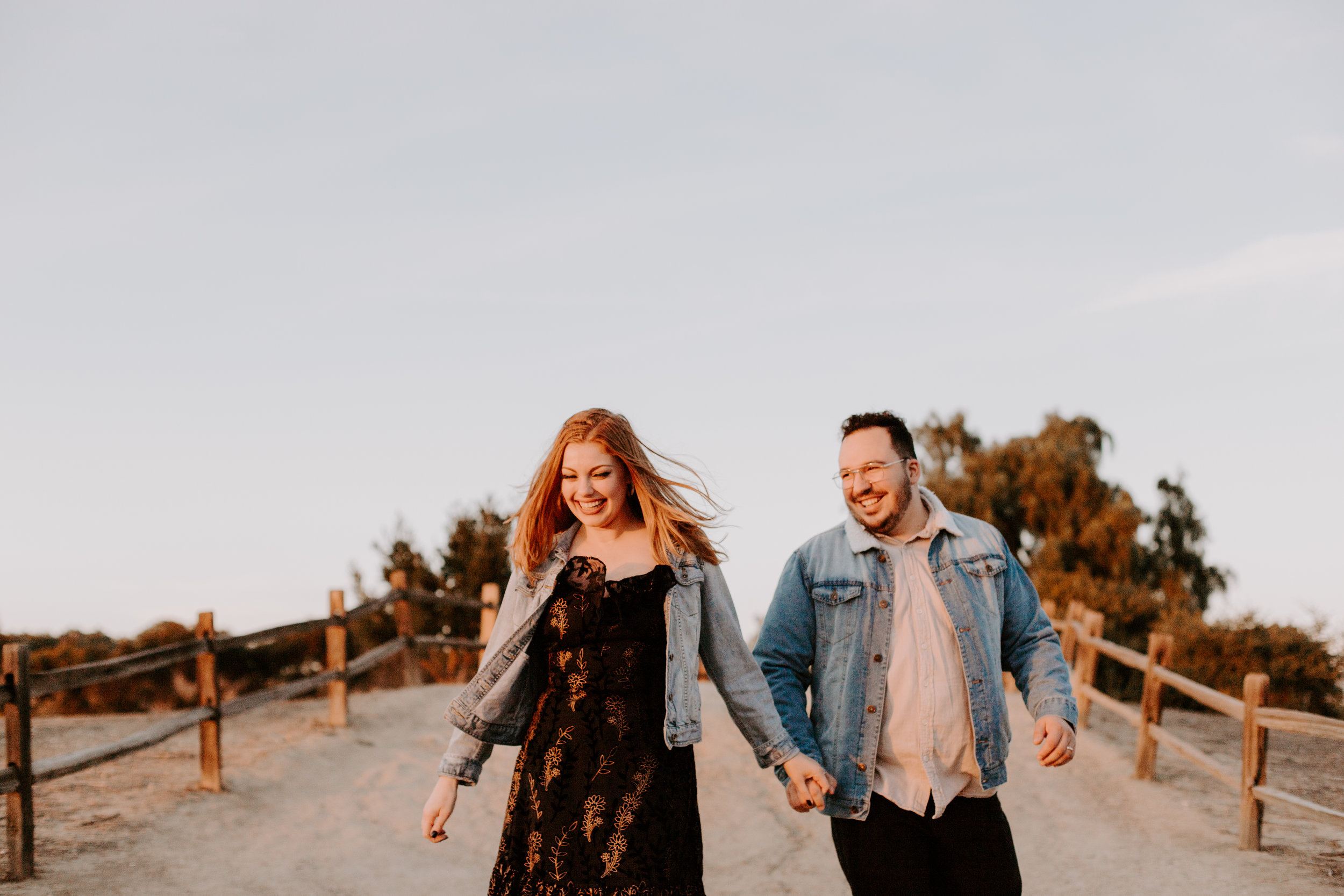 "Truly captured our love - ""My husband and I did a shoot with Sarah and we loved it! We haven't had the best experience with photographers in the past so we were shocked how much we enjoyed working with Sarah. She truly captured our love for each other"" - Madison, Couples Session"