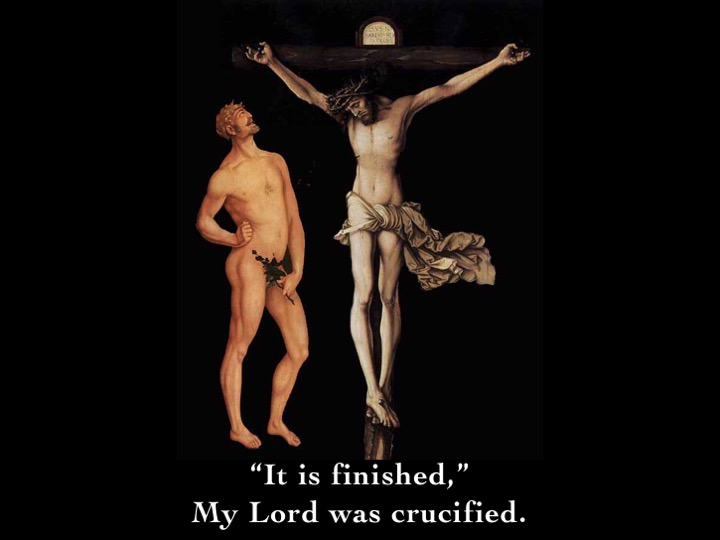 April 14, 2019 - It Is Finished!(Easter Choral Cantata)