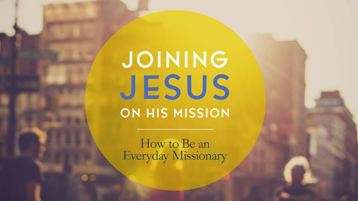 January 13, 2019 - Joining Jesus on His Mission : JOINING(Rev. Steven Williamson-Link