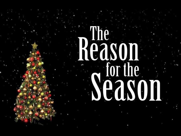 December 25, 2018 - THE reaSON for THE seaSON(Rev. Steven Williamson-Link)