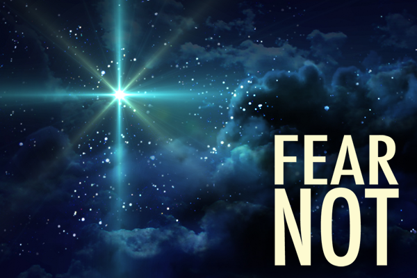 December 2, 2018 - Afraid of the Future? Fear Not!(Rev. Victor Nelson)