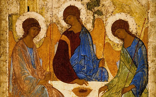 June 16, 2019 - Trinity Sunday : Planned, Raised, Poured Out(Rev. Victor Nelson)