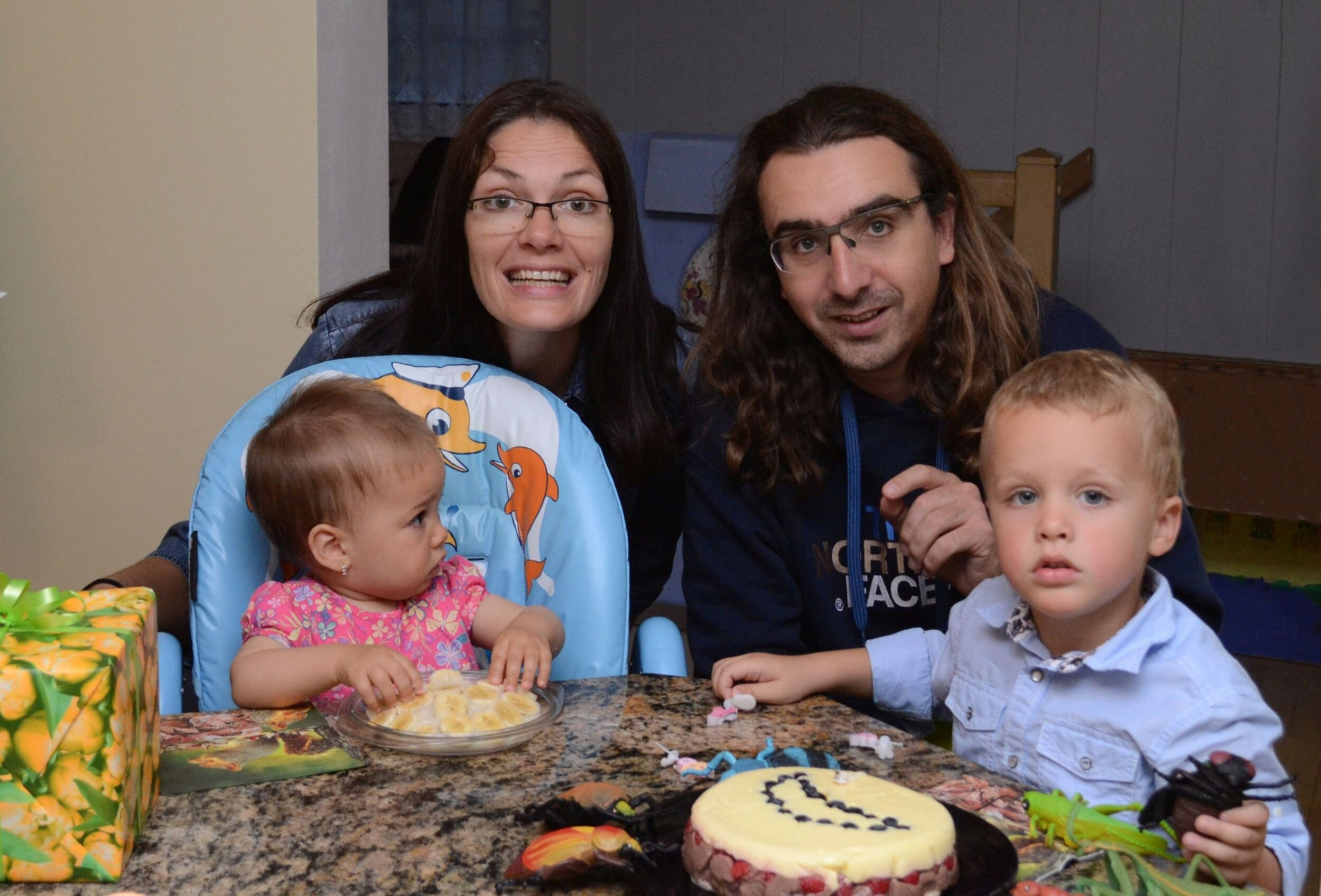 Antus család