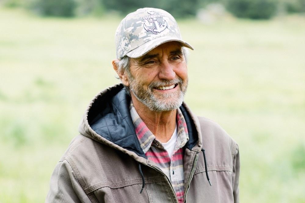 Roger sonnenberg - IntervieweeRetired Rural Resident - Julian, CA