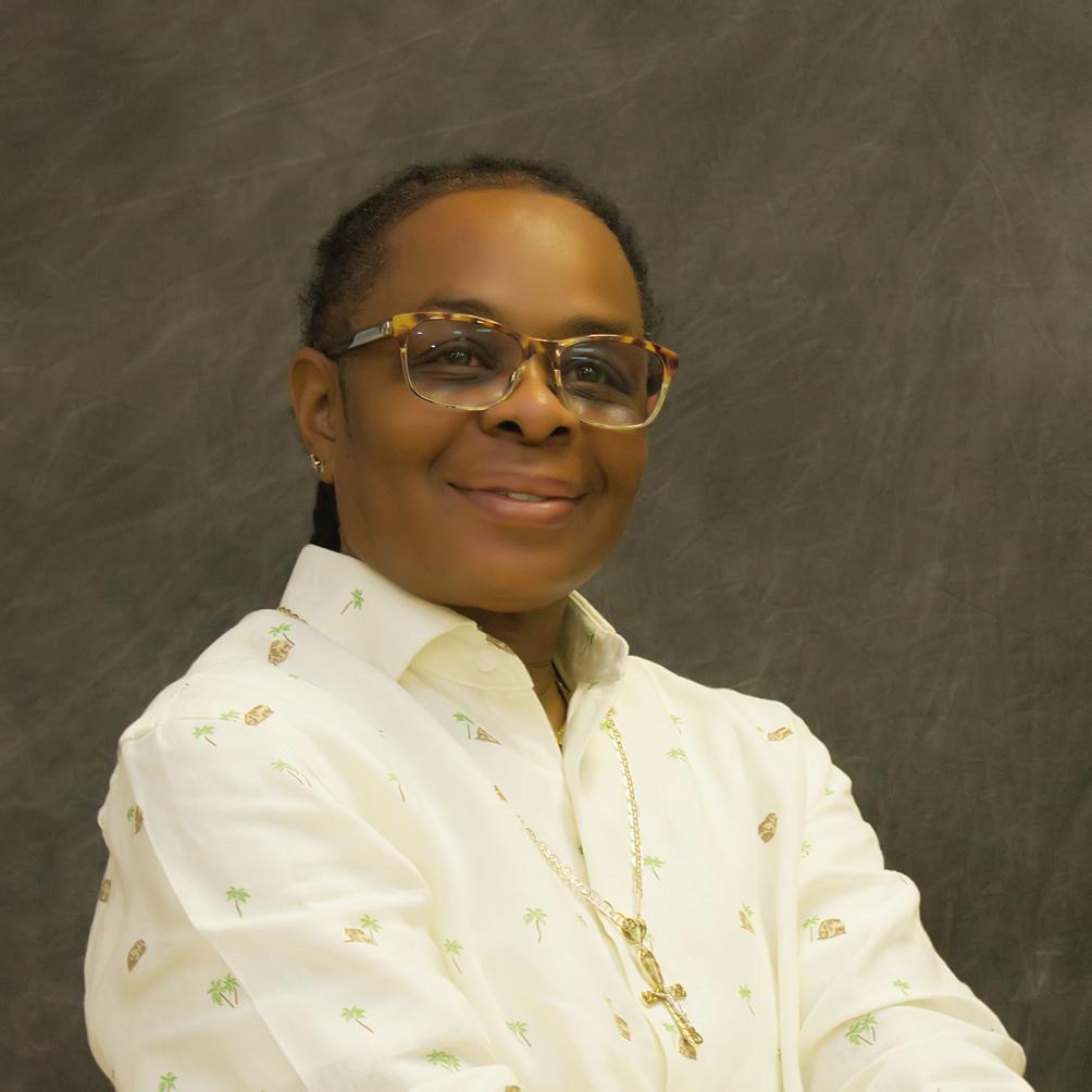 Vandilla McClendon, MSW   Parliamentarian (President Emeritus)   vmcclendon@empower-u-miami.org