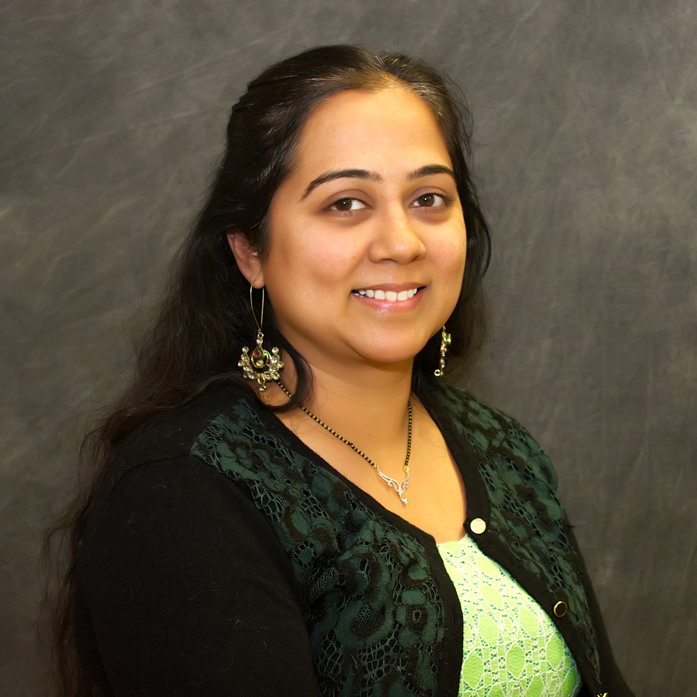 Resha Mehta,  Chief Quality and Grants Officer