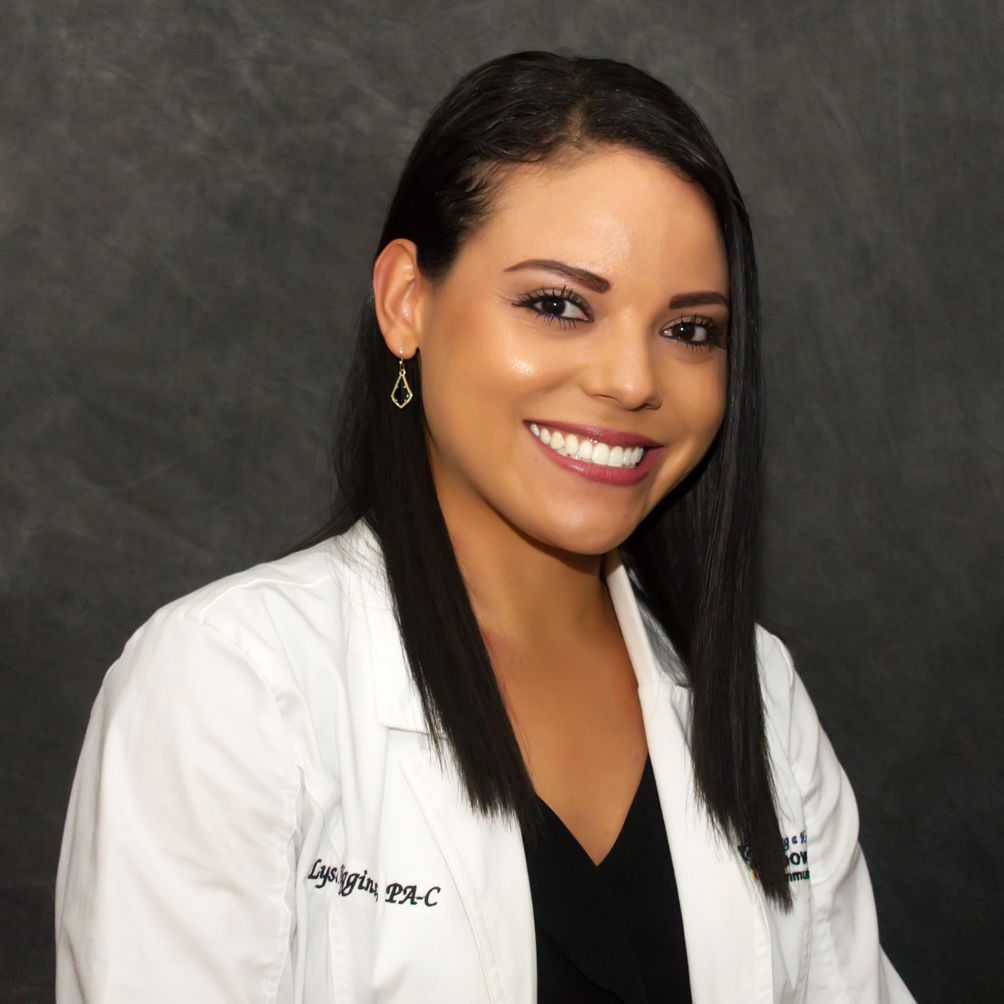 Lysa Diggins  Physicians Assistant