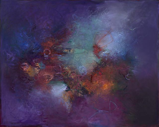Sigrid Burton, Courtesy of Tufenkain Fine Arts