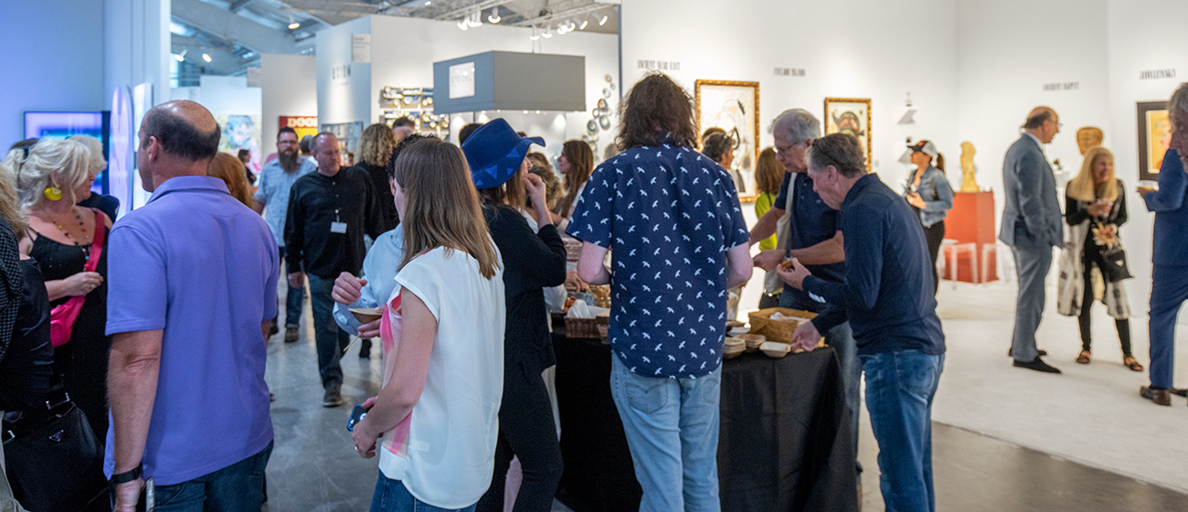 Art Aspen 2019 Opening Night Preview