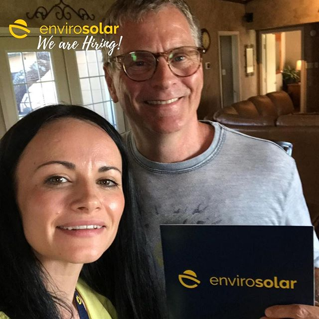 Live in #Tampa, #Orlando, #OKC, #SanAntonio, #FortWorth, or #Dallas? Envirosolar is hiring! Great pay, leads provided, and a strategic competitive advantage over other #solar companies. #CleanTech #Jobs #Tech #JobOpening #JobTips  #Hiring #Joinourteam Email resume to recruiting@envirosolarpower.com