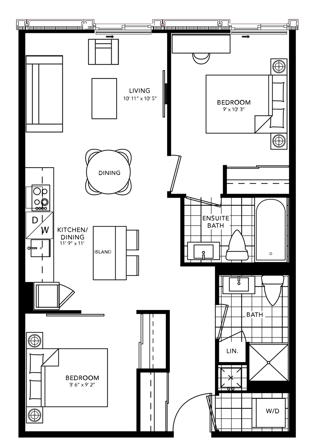 Two Bedroom Layout.png