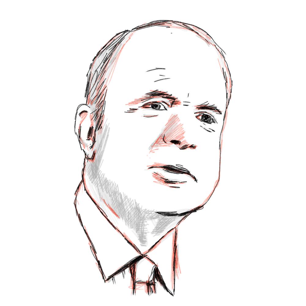 John McCain -