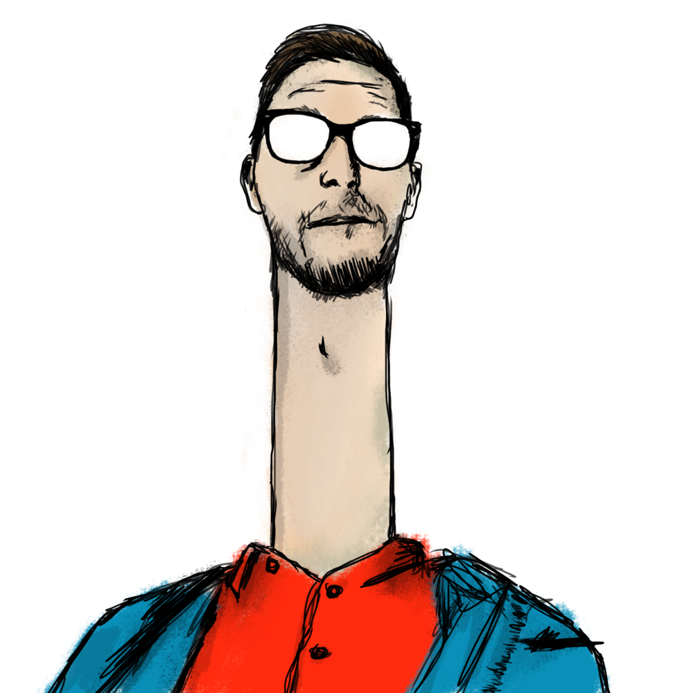New Shirt - does it make my neck look long?