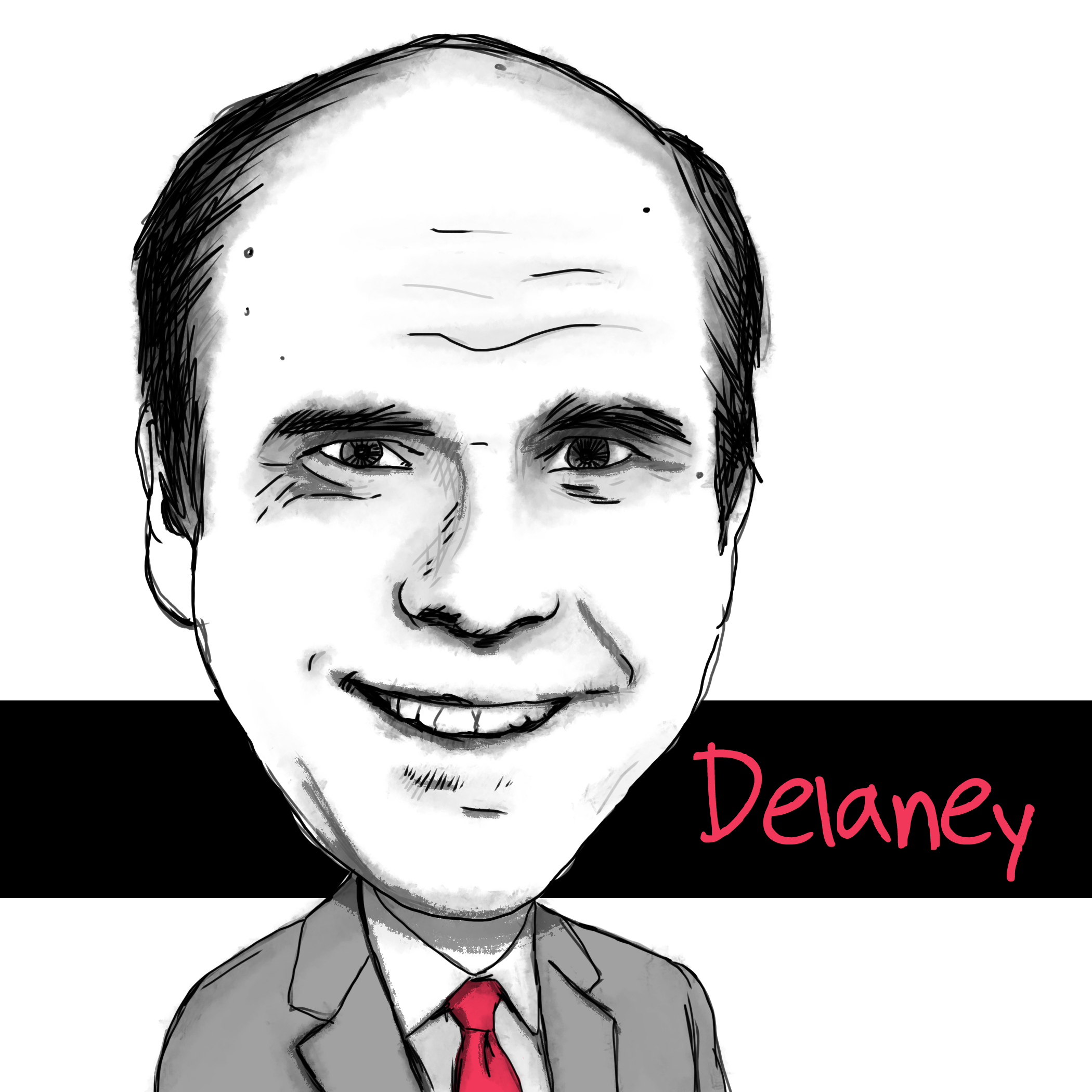 John Delaney - Focus On The Future - https://www.johndelaney.com