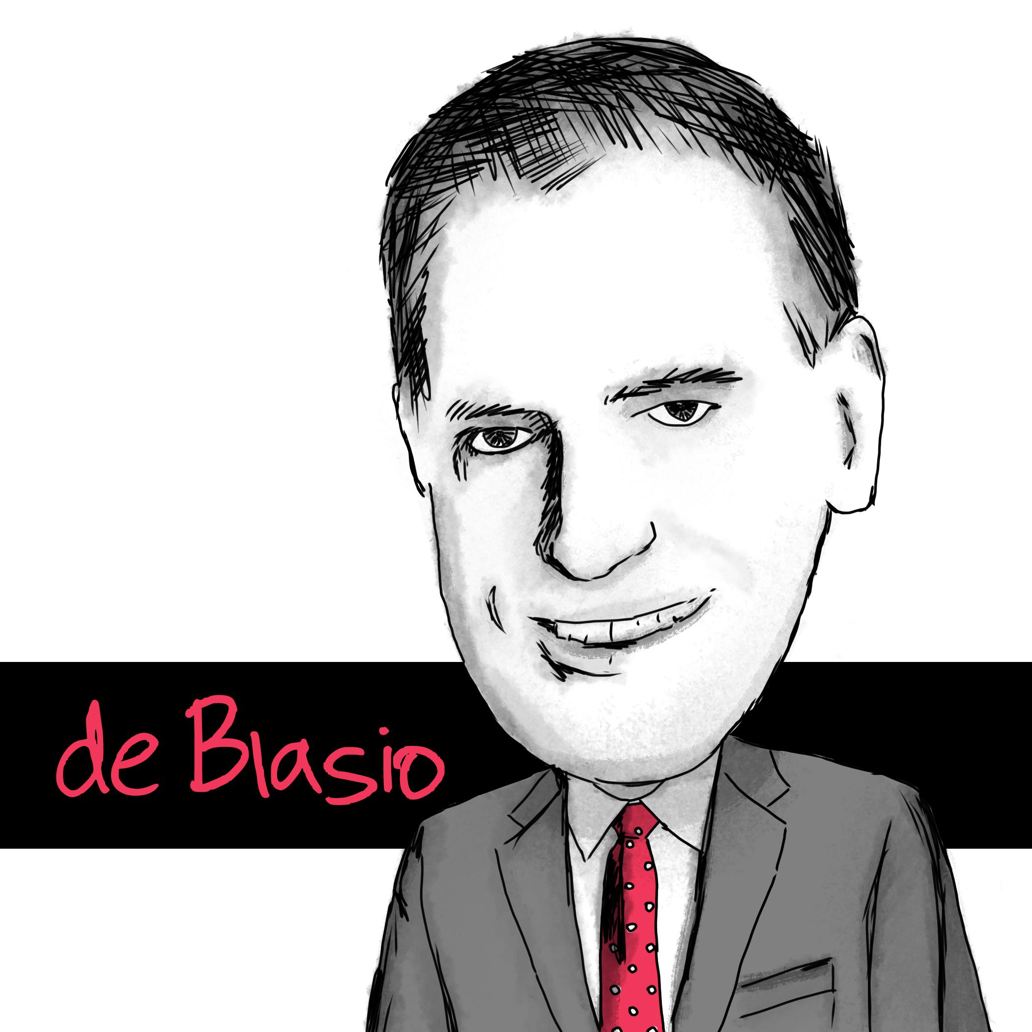 Bill de Blasio - A President That Puts Working People First - https://billdeblasio.com