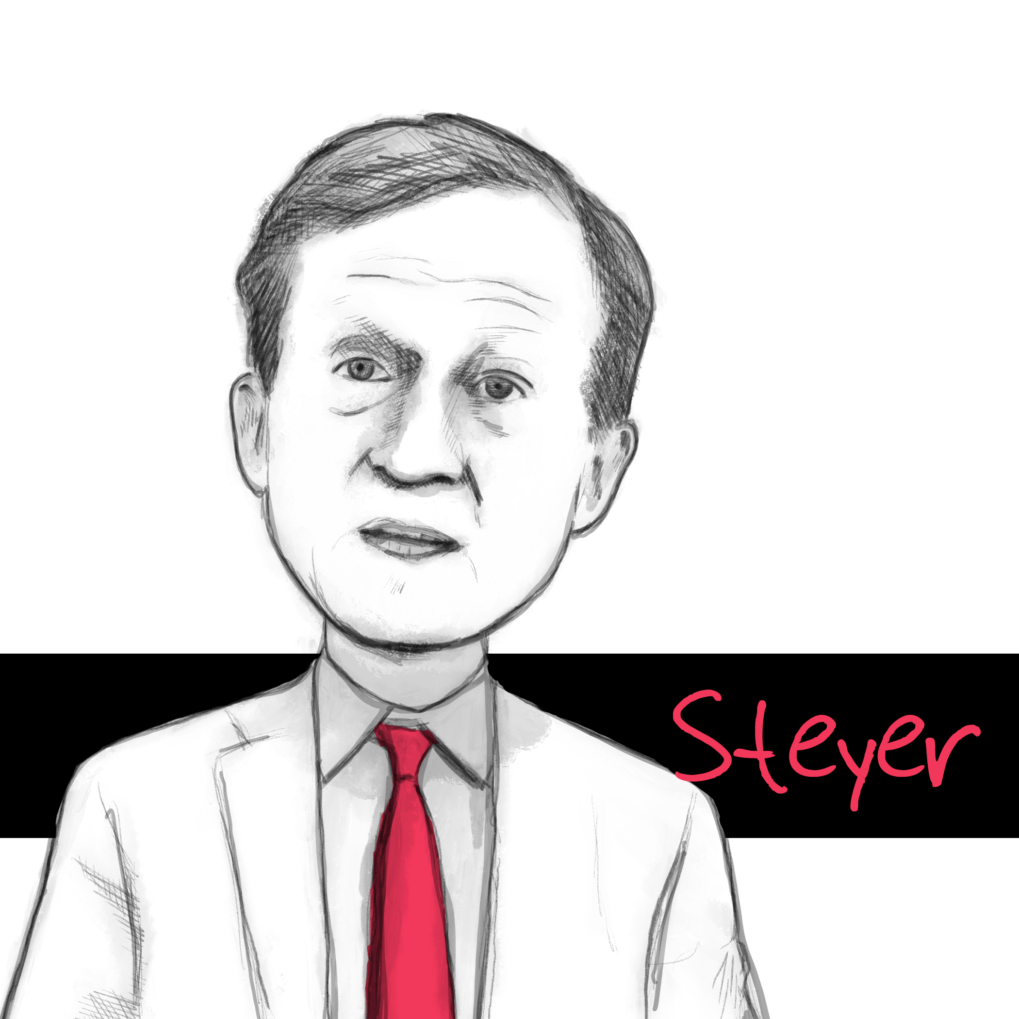 Tom Steyer - Democrat For President - https://www.tomsteyer.com