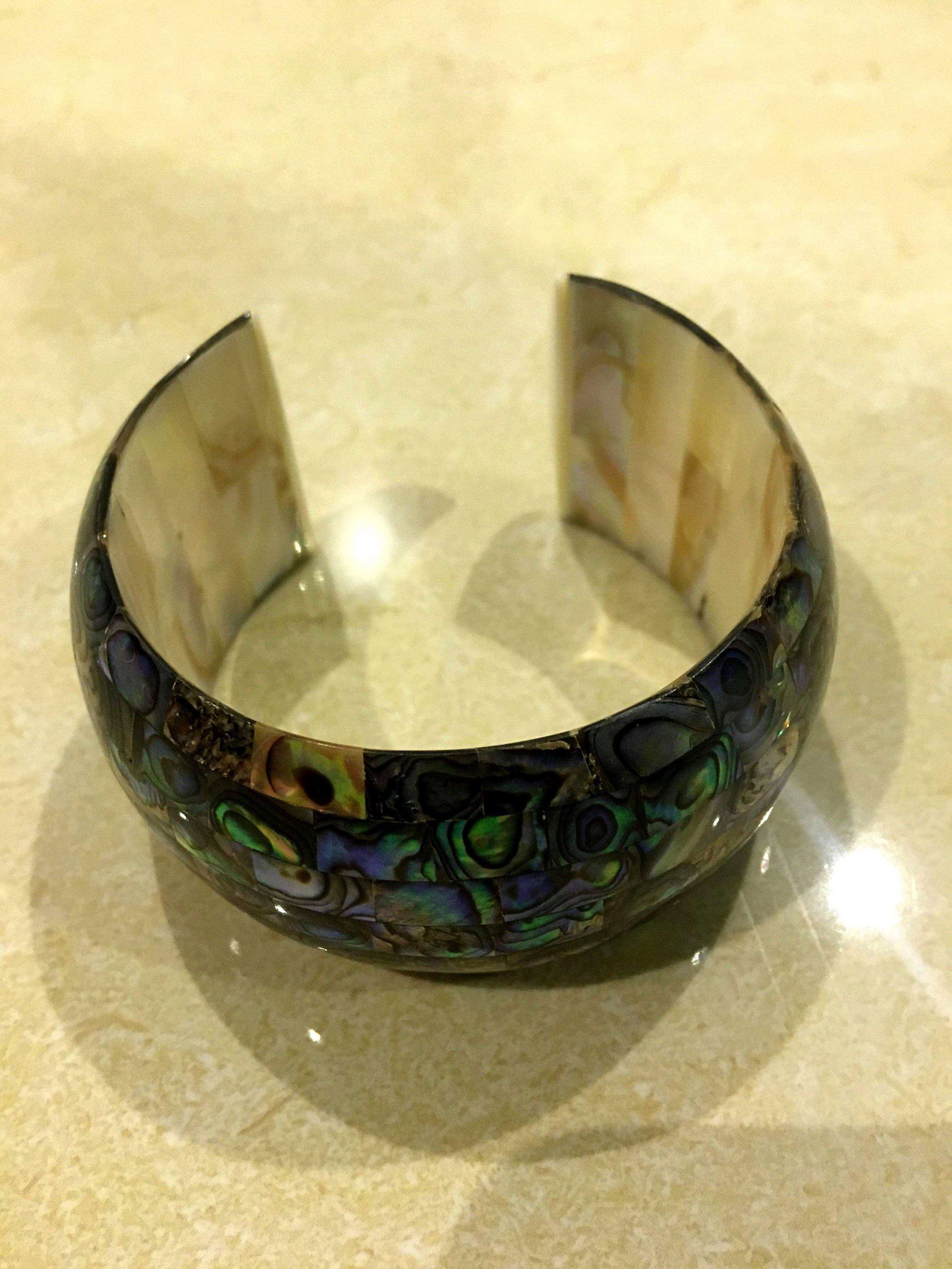 Dark Sea Shell Bracelet 69.00