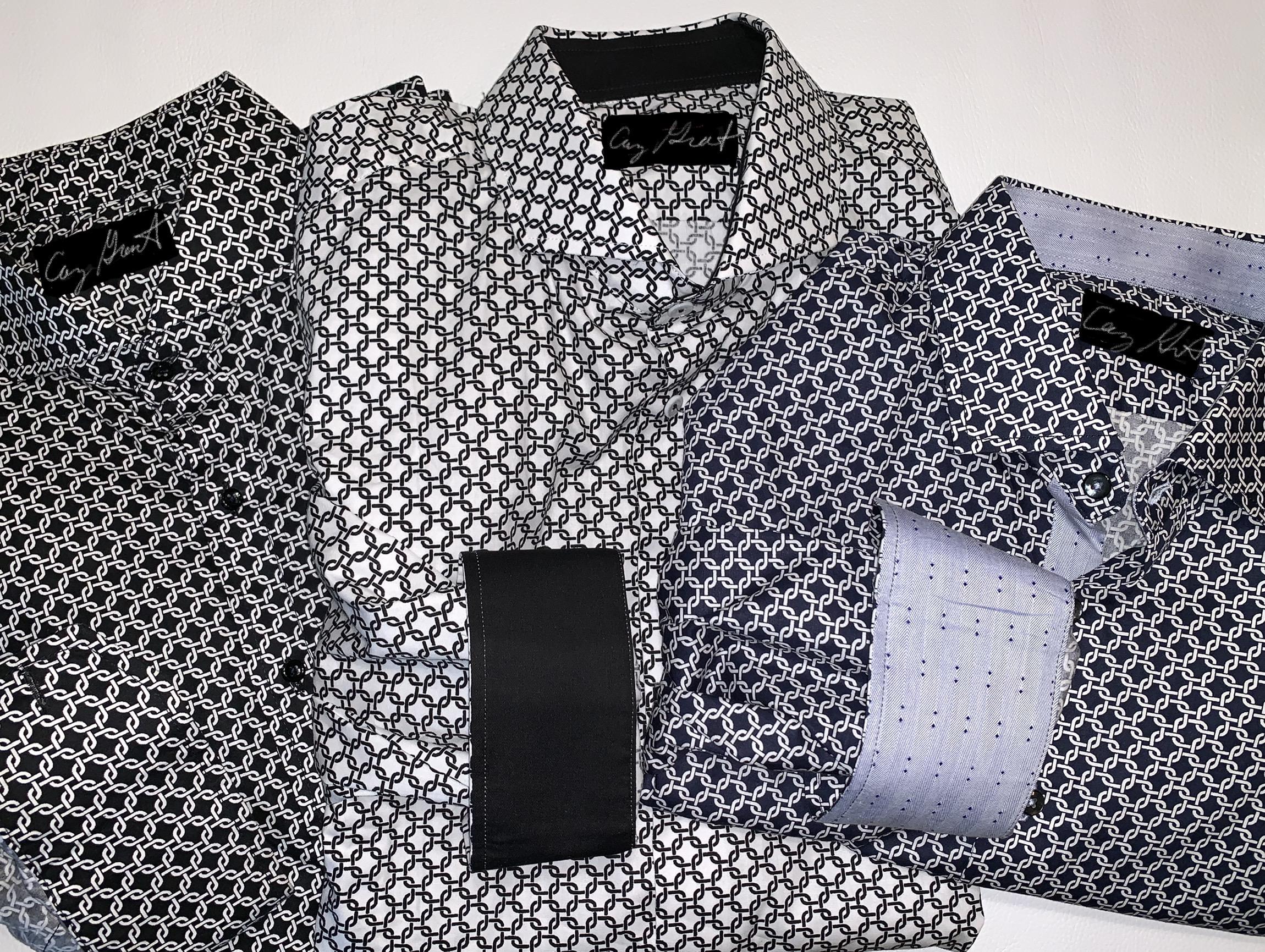 CG Slim Fit Custom Dress Shirt 189.00