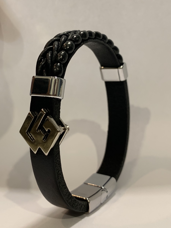 CG Leather Bracelet 149.00