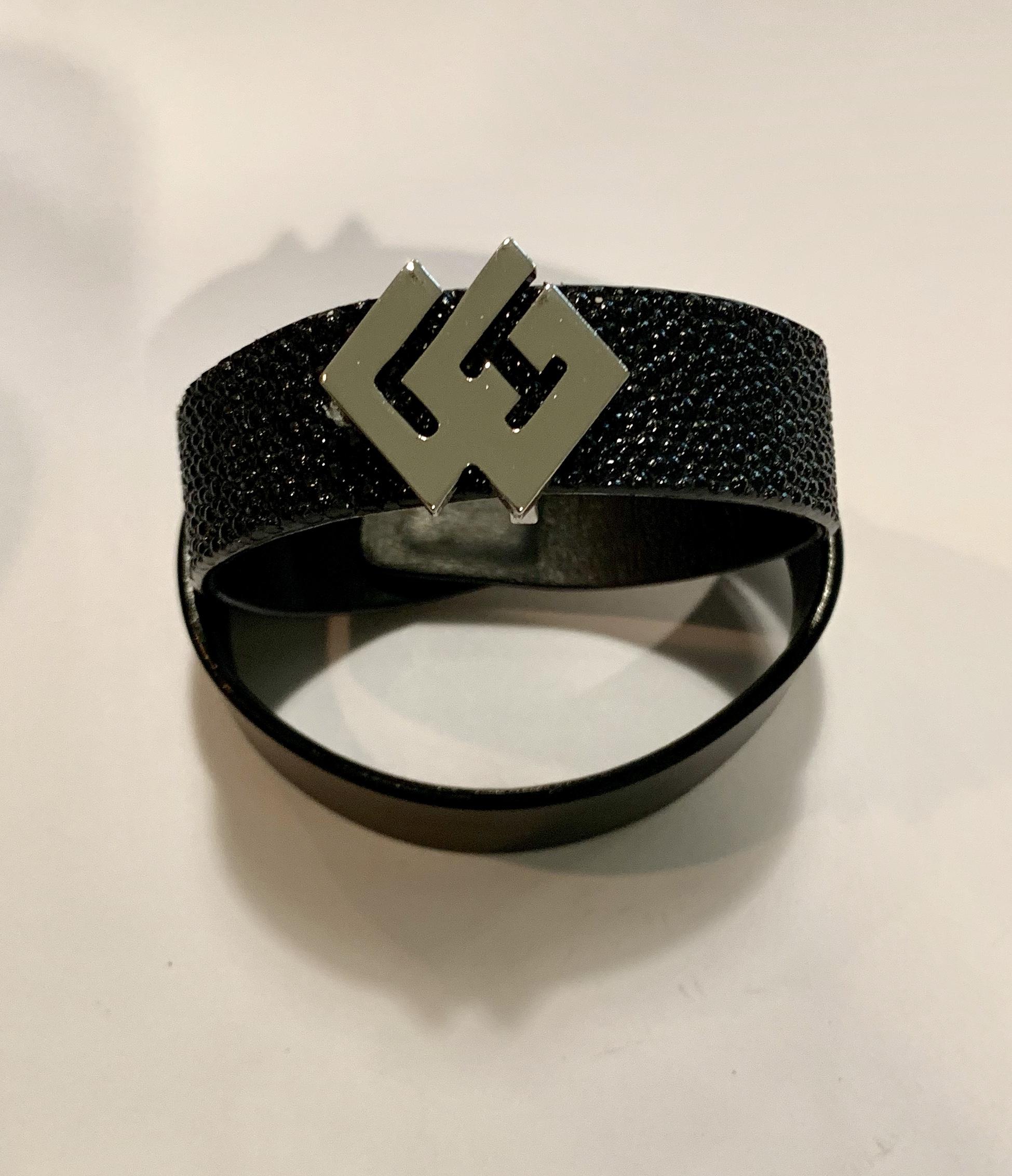 Leather Stingray Bracelet 149.00
