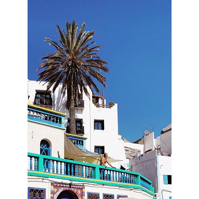 Hello from #Morocco!  #nomadlife #taghazout #moroccotravel #tlpicks #roadsandkingdoms #tinyatlasquarterly #passionpassport