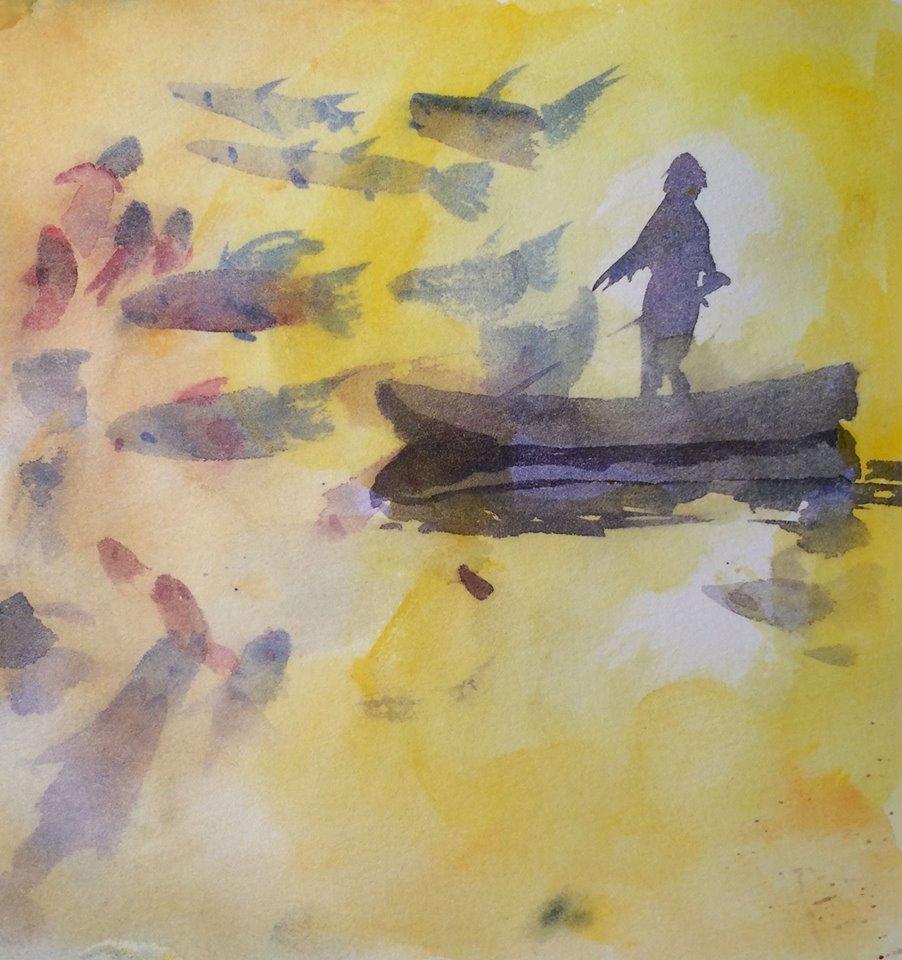 Painting: David Orme-Johnson