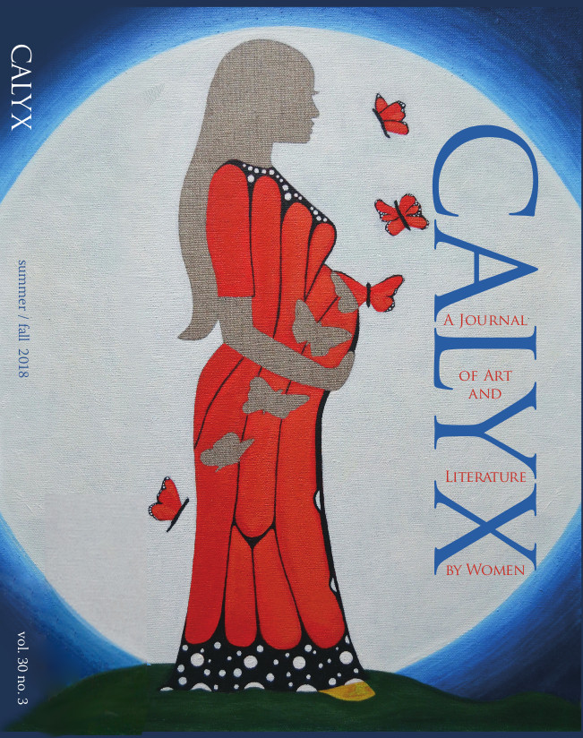 Cover of  CALYX  Vol. 30:3