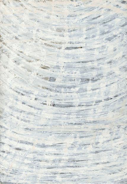 "Painting: Ken Dubin, ""Field of All Possibilities"""