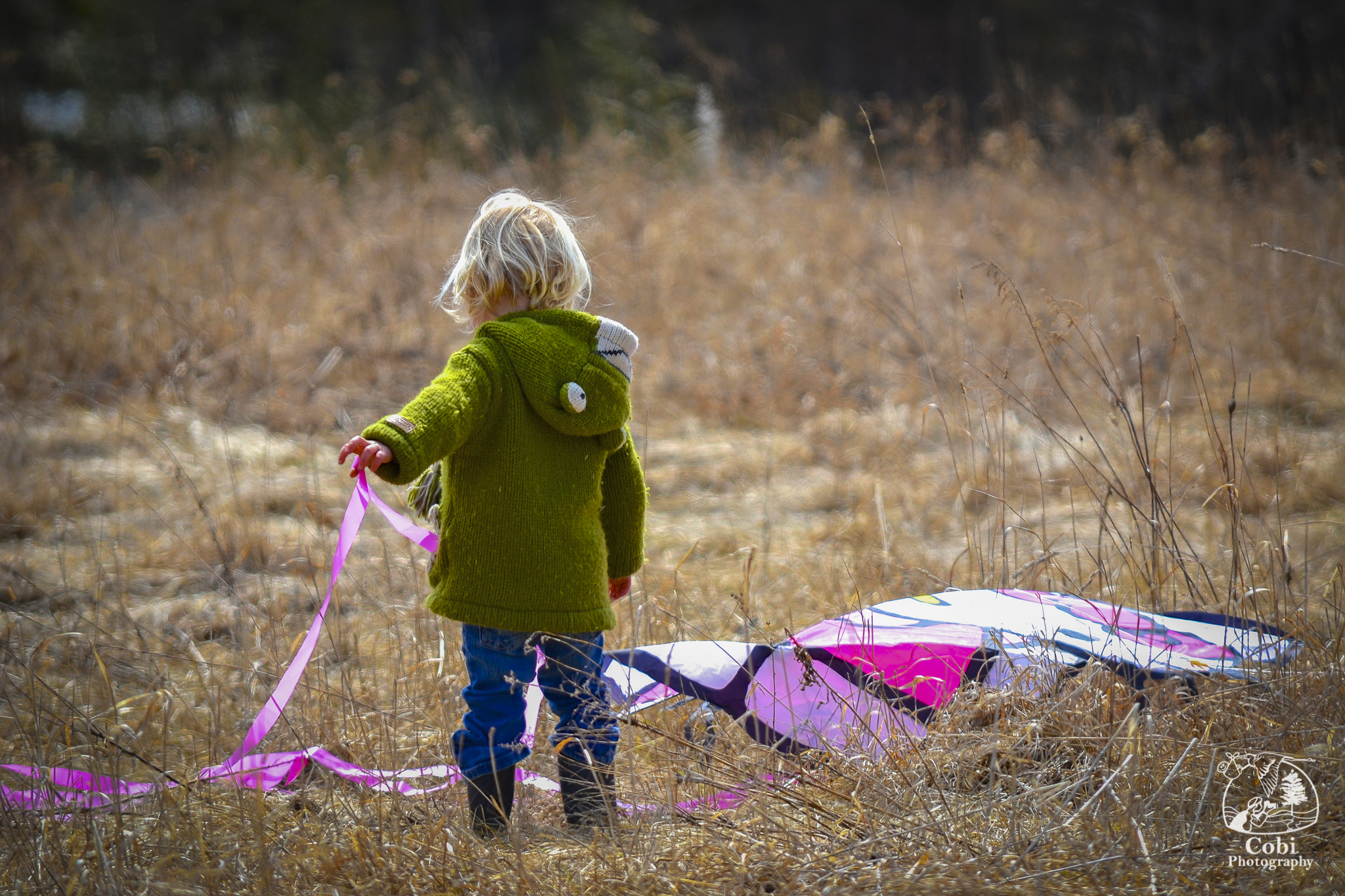 Spring. The perfect time to fly a kite!