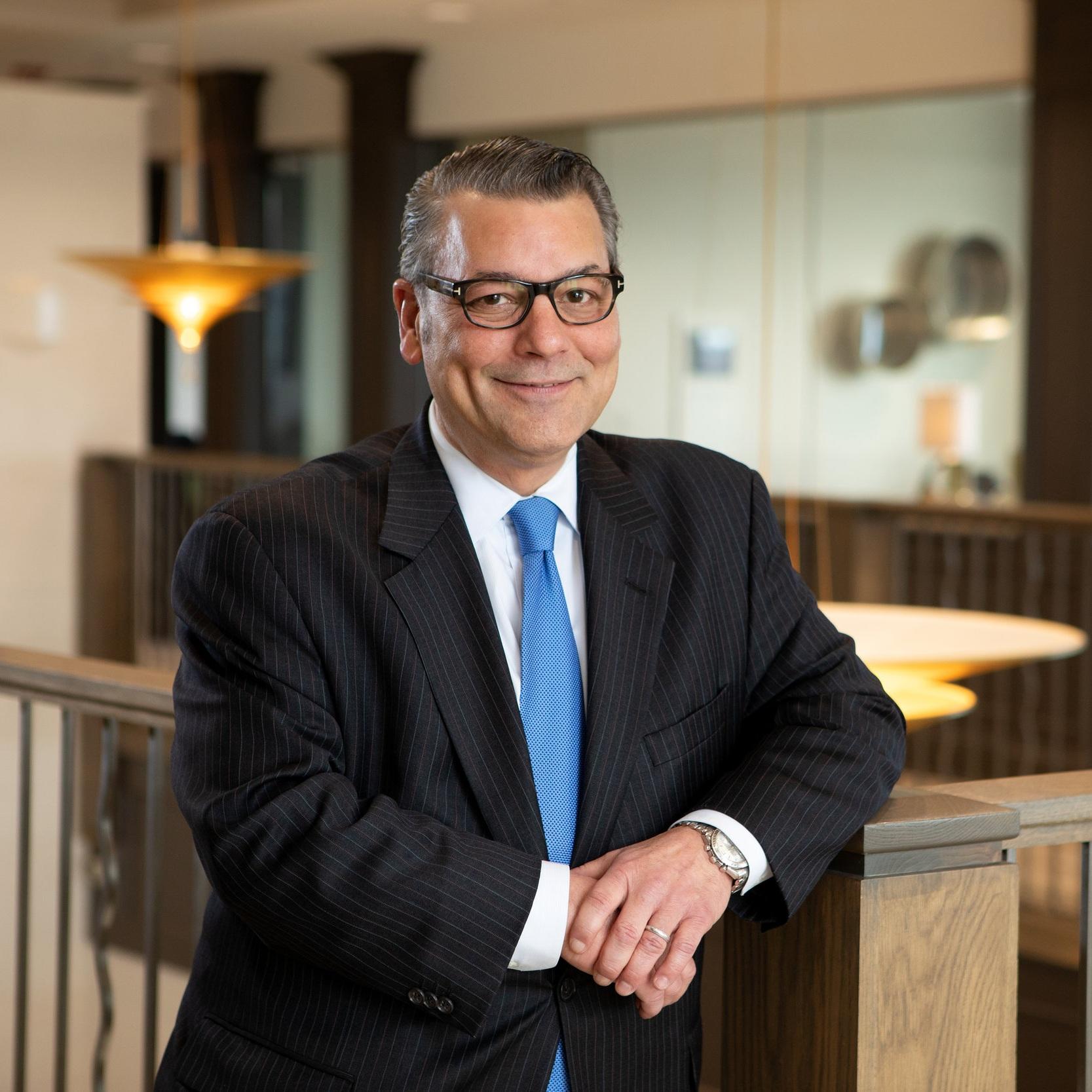 John Ross Senior Vice President Client Development