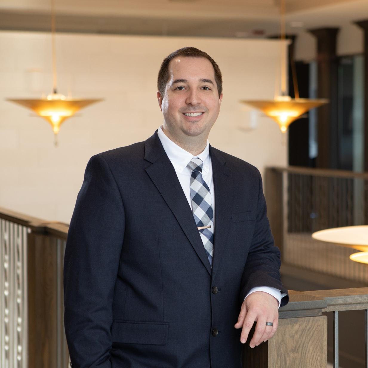 Brian DeRoo Human Resources Director