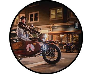 The Night Owl - Let's ride the streets of San Francisco when the day light goes down.