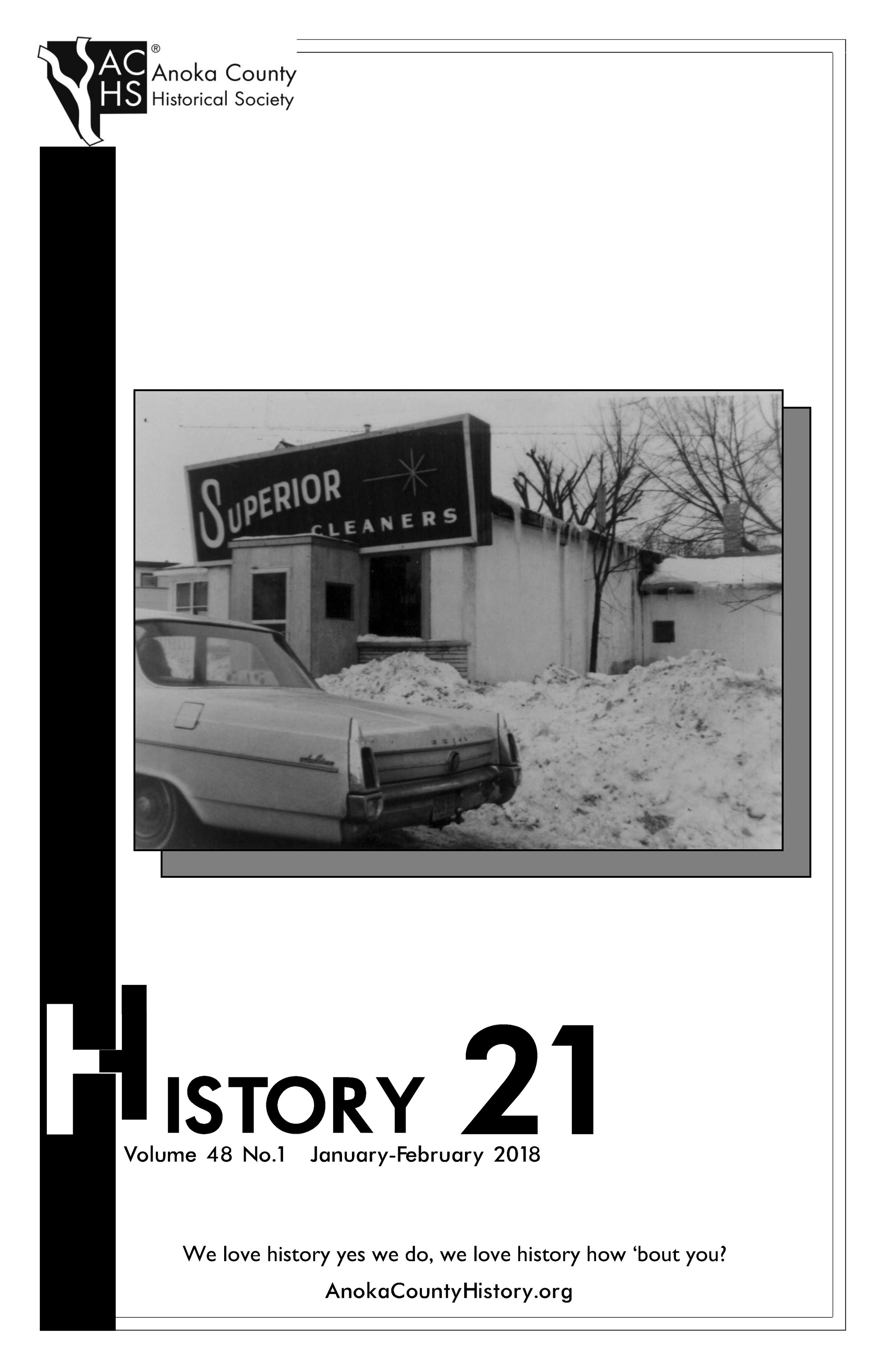 History 21 Jan/Feb 2018