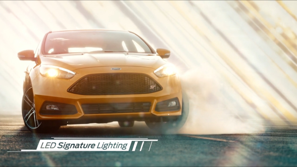 FOCUS ST   FORD