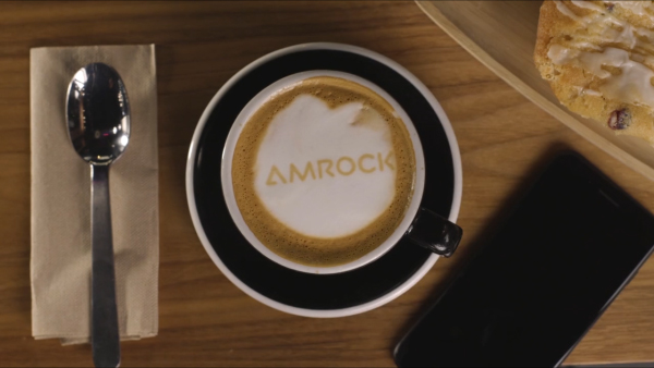 BRAND LAUNCH   AMROCK