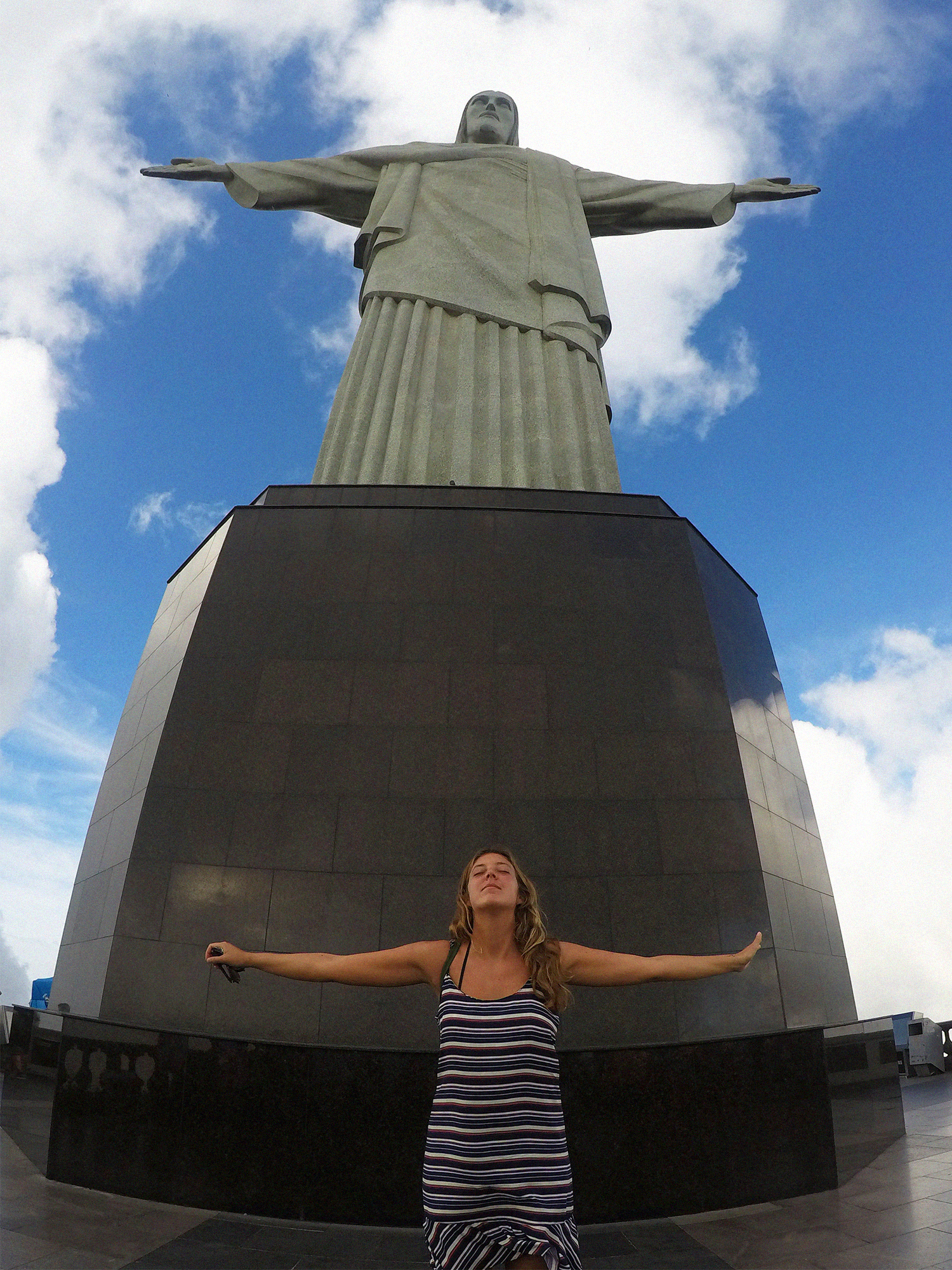 Cristo Redentor, Rio De Janeiro.