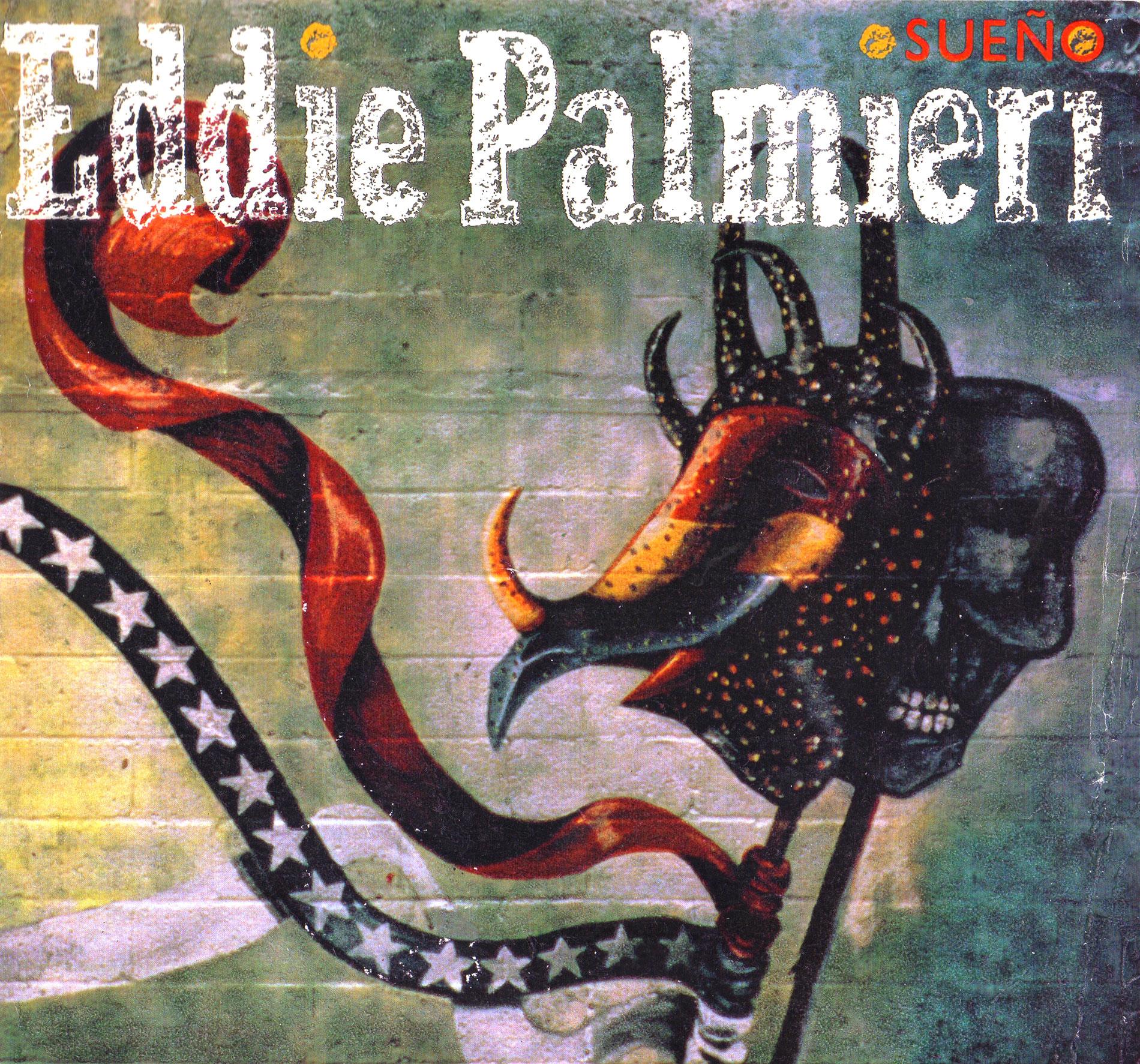 Eddie Palmieri record cover   Courtesy of Maria Dominguez