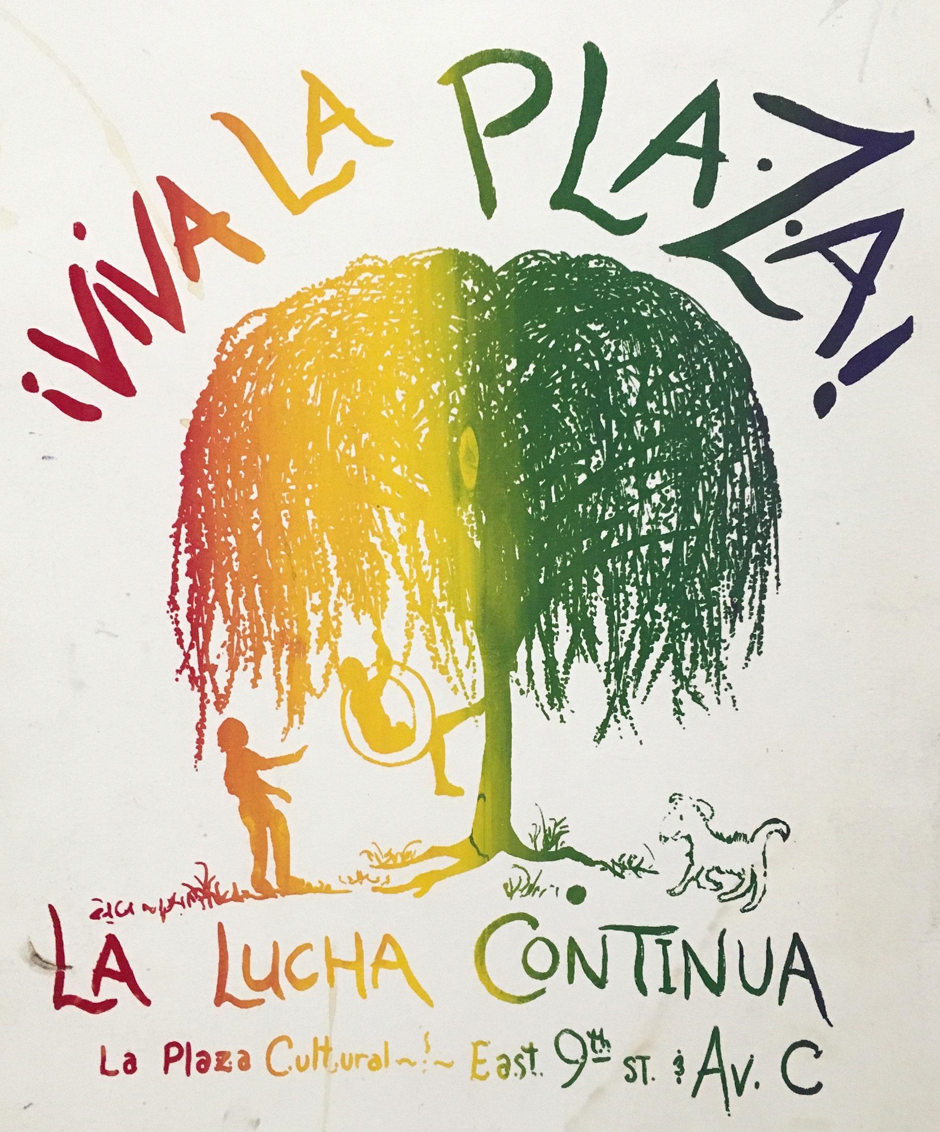 Courtesy of La Plaza Cultural Archive