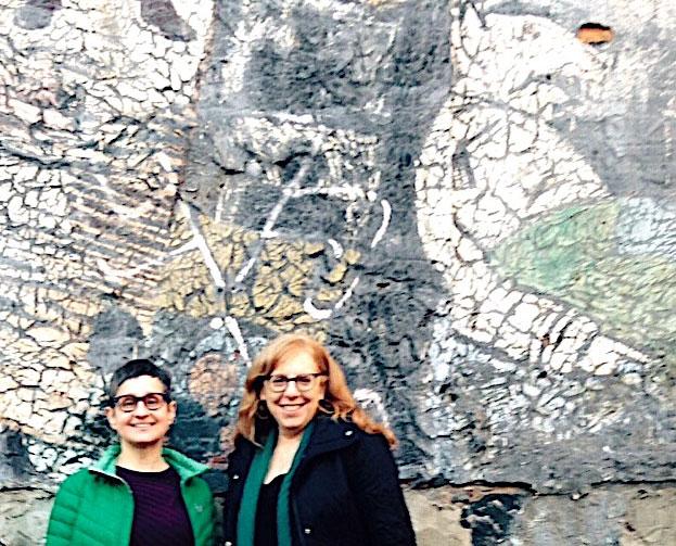 Amy Berniker & Alison Lew   Photo © Ken Bloomer