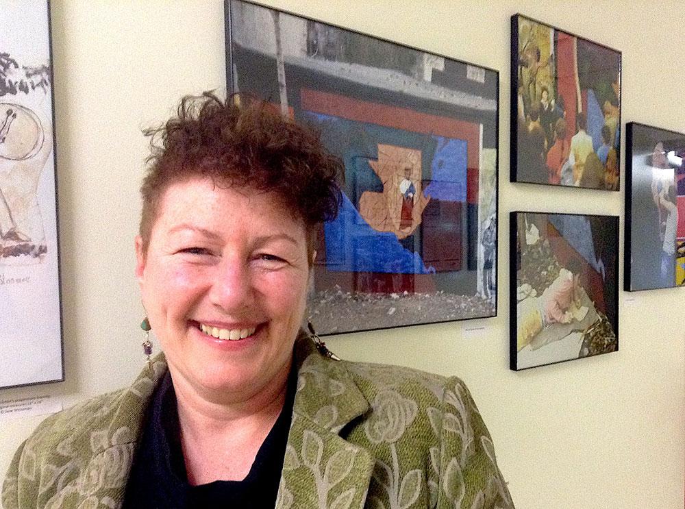 Thérèse Bimka    Photo © Jane Weissman