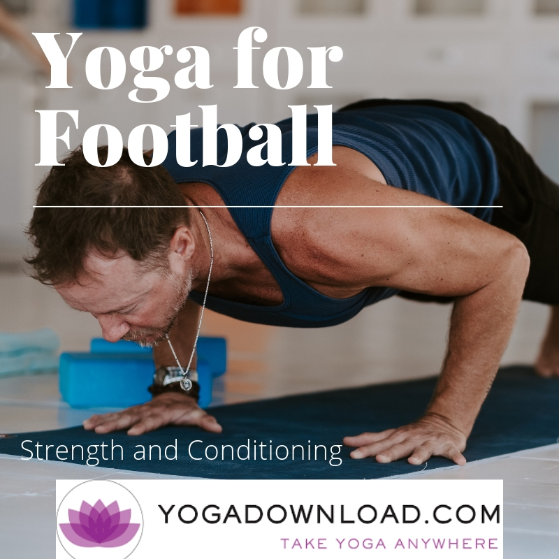 yoga for football with robert sidoti