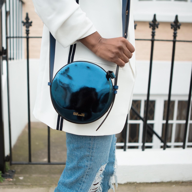 DVF Bag: Original Price £230 - Sample Sale Price £20